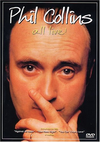 Phil Collins - All Live - Zortam Music