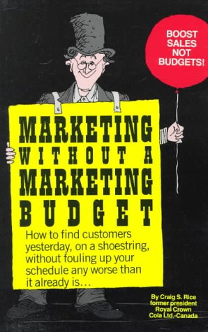 Marketing Without A Budget