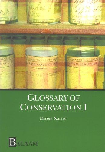 Glossary of Conversation I: v. 1 por Mireia Xarrie