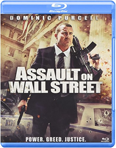 Blu-ray : Assault On Wall Street (Blu-ray)
