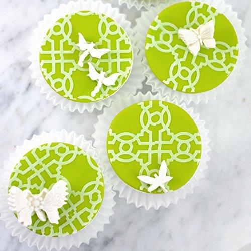 Satin Ice Bright Green Fondant, Vanilla, 2 Pounds by Satin Ice (Image #4)