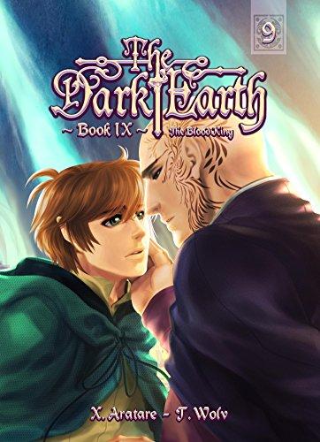 The Blood King Vol. 9 (The Dark Earth Yaoi Manga) (The Best Manga Site)
