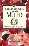 NVI Biblia Devocional para la Mujer, Zondervan Bibles Staff, 0829727523