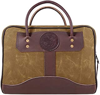 product image for Duluth Pack Standard Briefcase (Wax Khaki)