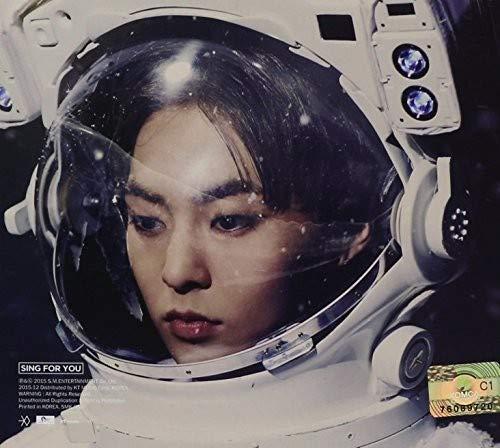 Winter Special Album (Sing For You) (Korean Version)