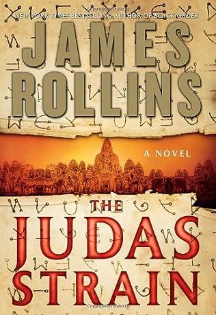 book cover of The Judas Strain
