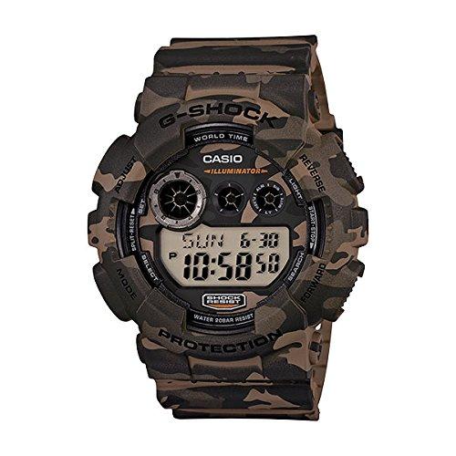 G-Shock Men's GD-120CM Camo Sport Watch