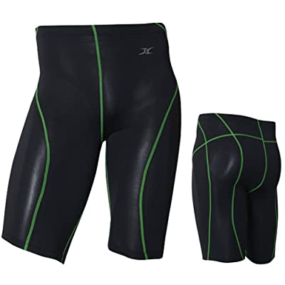Mens Skin tight Compression Under Base Layer Shorts Sports Muscle short Pants FR