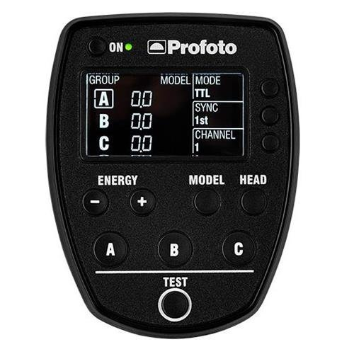 Profoto TTL-S Air Remote for Olympus Cameras, 8 Channels, 3 Groups (Renewed) by Profoto