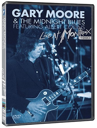 DVD : Gary Moore - Gary Moore: Live at Montreux 1990