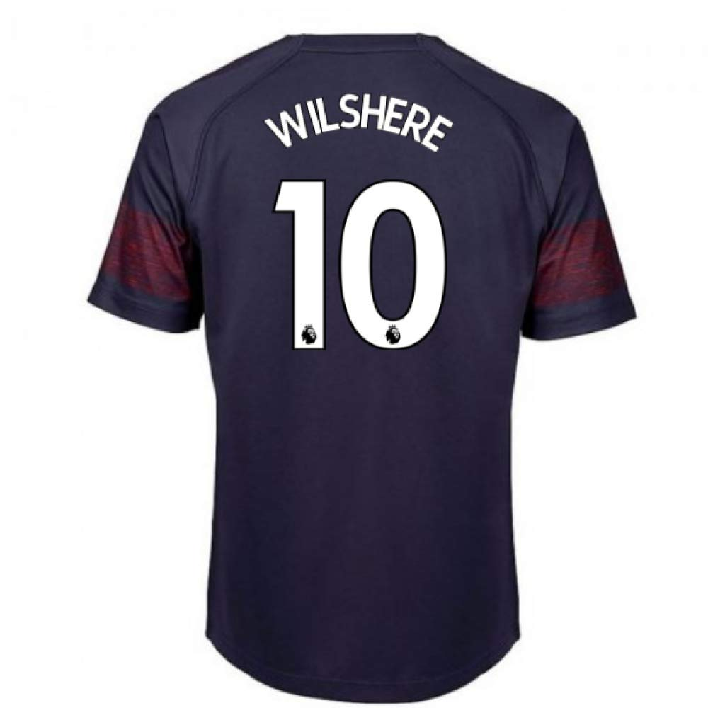 流行 2018-2019 B07H9RMD5L Blue Arsenal Puma Large Away Football Shirt (Jack Wilshere 10) B07H9RMD5L Large Adults|Dark Blue Dark Blue Large Adults, 壬生町:84c2bbc2 --- svecha37.ru
