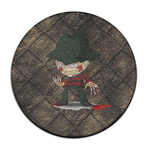 Irina Nightmare On Elm Street Freddy Krueger Pizza Non Slip Door (Lyn Me Costume)