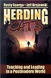 Herding Cats, Rusty George and Jeff Krajewski, 0899008739