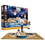 NBA Dallas Mavericks Display blocks Shootout Set, Small, No color