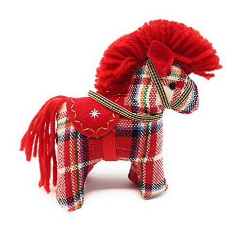ChristmasDeiz Pony Horse Decorating Tree Christmas Ornament Christmas (Horse Christmas Tree Ornaments)