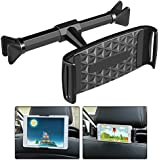 Car Headrest Mount Dehui Universal Car Tablet Holder For Ipad/Ipad Mini/Samsung Galaxy Tabs/Amazon Kindle Fire HD/Other Devices 4''-10.1'' Cell Phone or Tablet