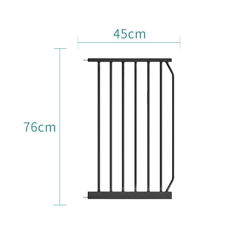 高品質 YNN 子供の安全門階段ドアバーペットフェンスエクステンションブラック (サイズ さいず cm) : 45 さいず cm cm 45 cm) 45 cm 45 cm B07DZ3KZZ9, デリパ:2cfee180 --- a0267596.xsph.ru