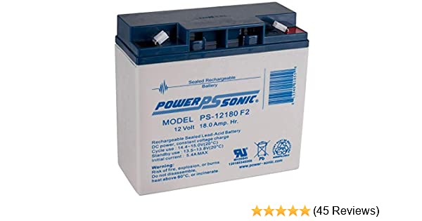 Powersonic PS-12180F2