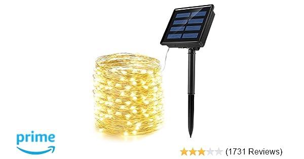 2e4be72b7f4 Solar String Lights