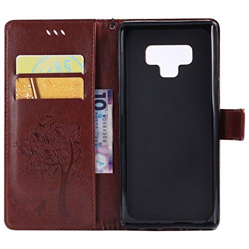 Portefeuille Samsung Coque Note Samsung 9 9 Galaxy pour Note Galaxy Artfeel aqwdSwC