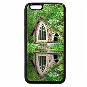 iPhone 6S Plus Case, iPhone 6 Plus Case, Charming Church Nestled in the Woods
