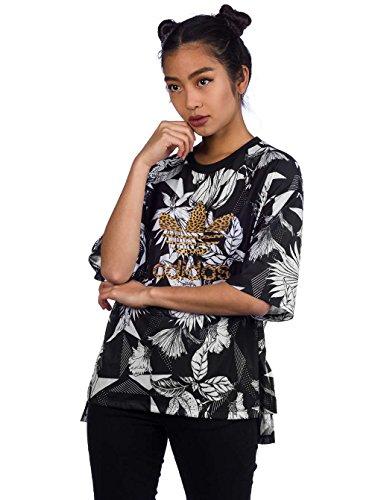 Damen T-Shirt adidas Originals Farm T-Shirt