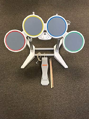 Harmonix Nintendo Wii Rock Band Wired Drum Controller (19092)