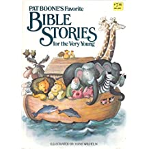 Amazon pat boone books biography blog audiobooks kindle pat boones favorite bible stories for the very young fandeluxe Choice Image