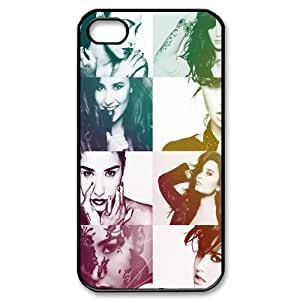 Custom Demi Lovato Cover Case for iPhone 4 WX1277