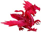 #10: BePuzzled Original 3D Deluxe Crystal Red Dragon Puzzle (56 Piece)