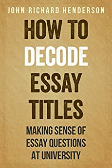 making sense essays Making sense: essays on art, science, & culture 2nd edition on amazoncom free shipping on qualifying offers.