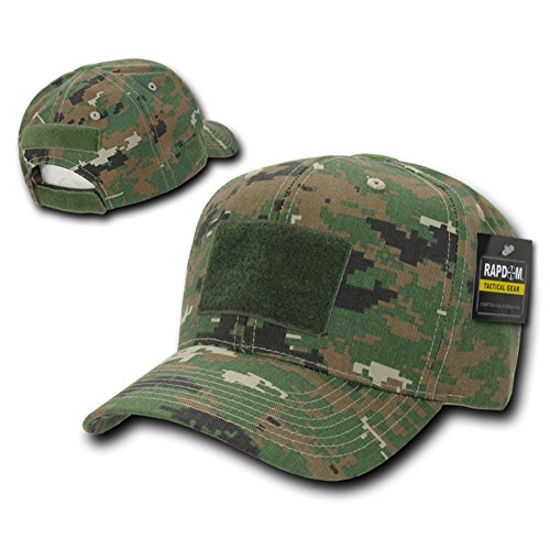 (RAPDOM Tactical Constructed Ball Cap Operator Hat (Adjtable , MCU))