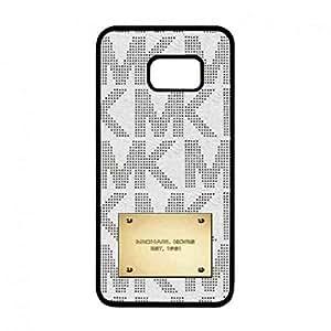 Gold Logo MK Michael Kors Logo Phone Funda,Samsung Galaxy S6EdgePlus Phone Funda,MK Michael Kors Cover Phone Funda