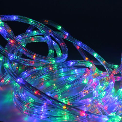 12m multi colour led soft rope light multi function indoor outdoor 12m multi colour led soft rope light multi function indoor outdoor xmas gutter rope aloadofball Images