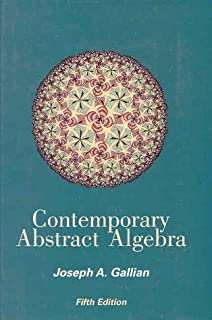 Contemporary Abstract Algebra 8th Edition Pdf