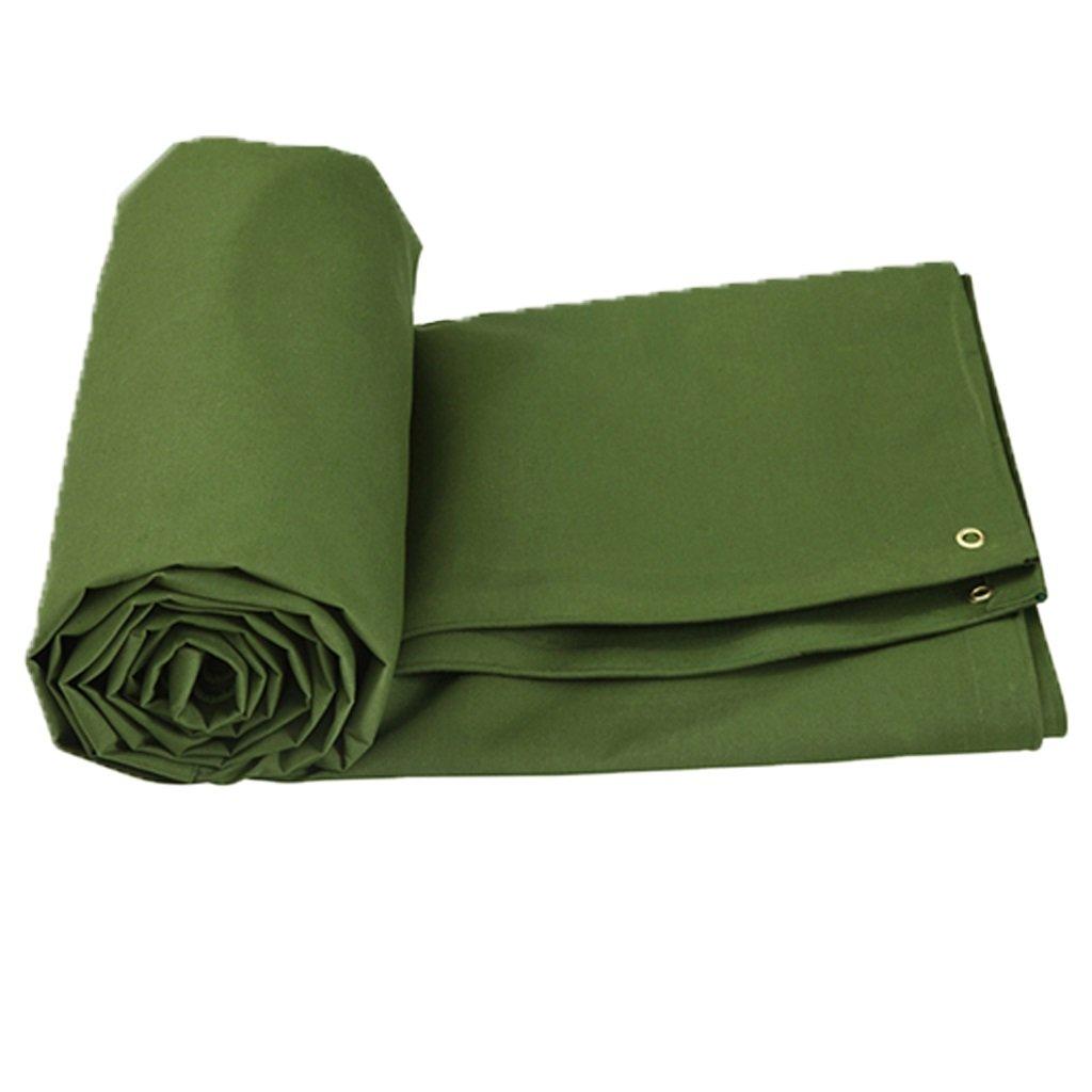 緑の重型のワンピース、防水屋根のワンピース花園防雨カバー、キャンバスキャンプ、防水スキャンダル、床板 (サイズ さいず : 3MX2M/10FTX6FT) B07FPCKPJQ 3MX2M/10FTX6FT  3MX2M/10FTX6FT