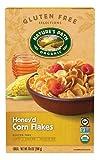 Natures Path Organic Honeyd Corn Flakes Gluten Free -- 10.6 oz