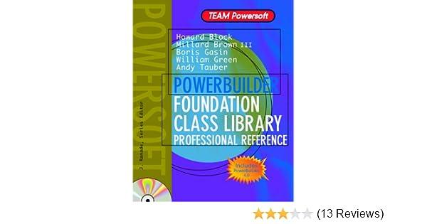 amazon com powerbuilder foundation class library professional rh amazon com House Plans House Builders in Louisiana