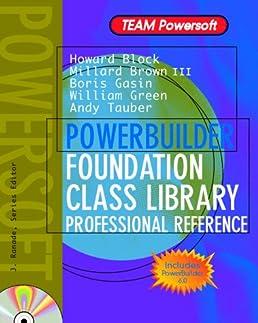 amazon com powerbuilder foundation class library professional rh amazon com Manuel Builders Lake Charles House Builders in Louisiana