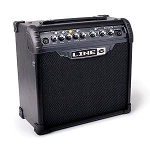 line 6 spider iii 15 watt guitar combo amplifier musical instruments. Black Bedroom Furniture Sets. Home Design Ideas