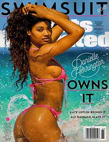 Sports Illustrated Swimsuit Issue (2018) Danielle Herrington Cover