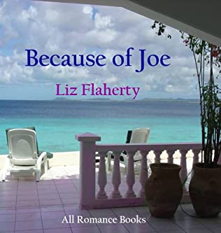 book cover of Because of Joe