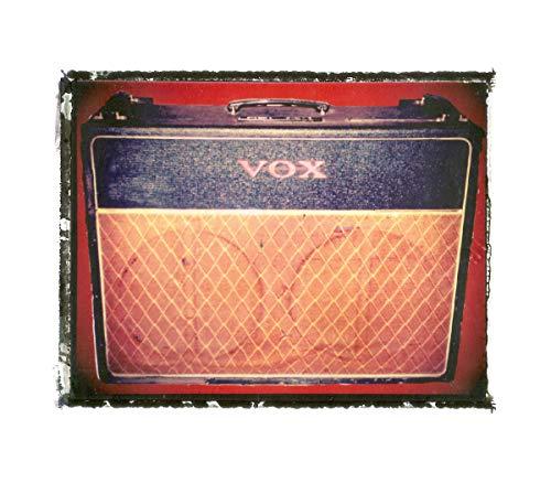 Best Vox Amps - Vintage Vox Amp Guitar art music