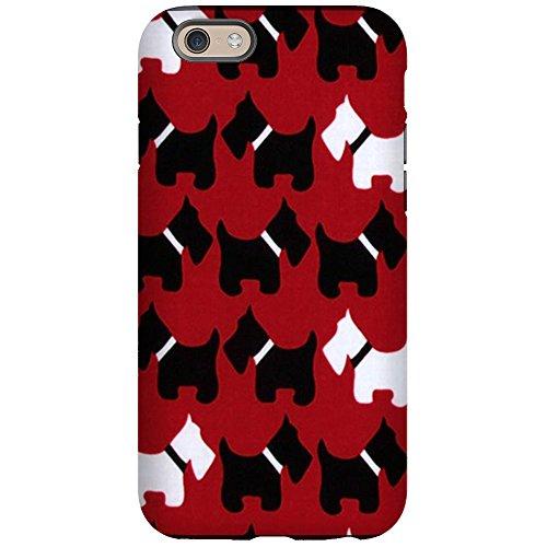 CafePress - Scottish Terrier Scottie Dog P Iphone 6 Tough Case - iPhone 6/6s Phone Case, Tough Phone Shell