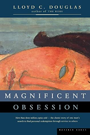 book cover of Magnificent Obsession