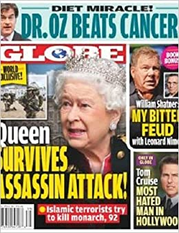 September 24, 2018 Globe Queen Survives Assassin Attack! Dr  OZ