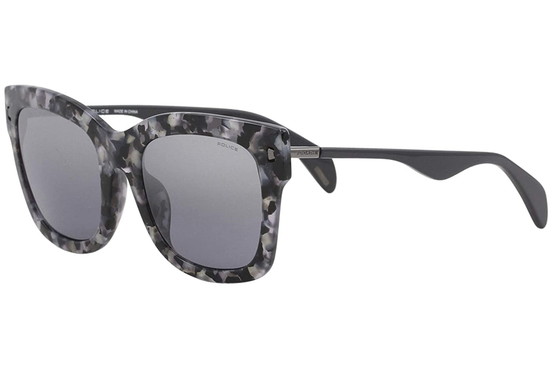 Amazon.com: anteojos de sol Police SPL 616 gris tortuga 9sxx ...