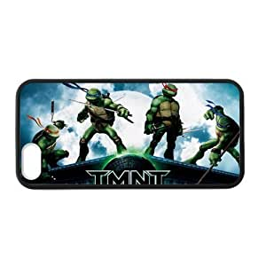Laser Technology CTSLR Teenage Mutant Ninja Turtles TMNT PC Skin for For SamSung Galaxy S5 Phone Case Cover - 1 Pack - Black - 1- Perfect Gift for Christmas