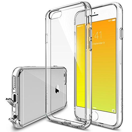 iPhone 6S Case, Ringke [Fusion] Clear PC Back TPU Bumper w/ Screen...