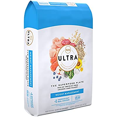 Nutro Ultra Adult Weight Management Dry Dog Food